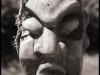 Posternr. 00103 - wooden head