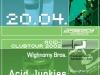 "20.04.2002 - Distillery ""Acid Club Tour"""