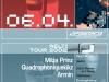 """06.04.2002 - Distillery """"Melt Tour"""""""